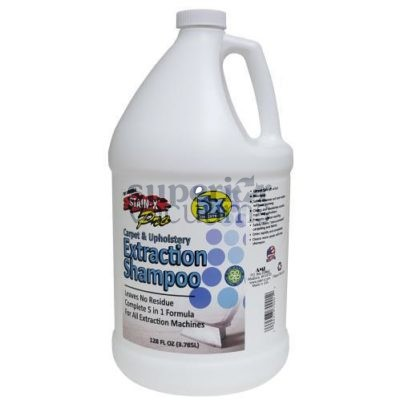 Stain-X Cleaner, 128 Oz Stain-X Pro Extractor