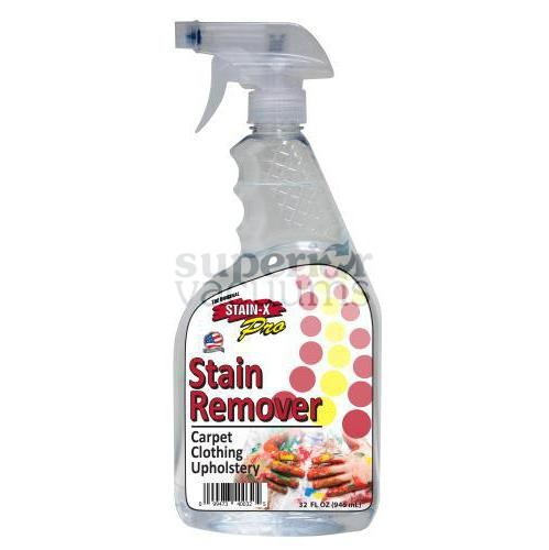 Stain-X Cleaner, 32 Oz Stain-X Stain Remover Spray