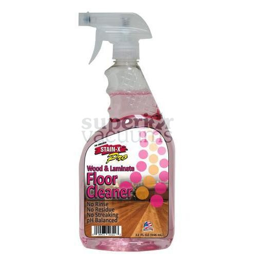 Stain-X Cleaner, 32 Oz Stain-X Pro Wood & Laminate Floor Spray