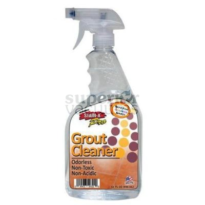 Stain-X Cleaner, 32 Oz Stain-X Pro Grout Spray