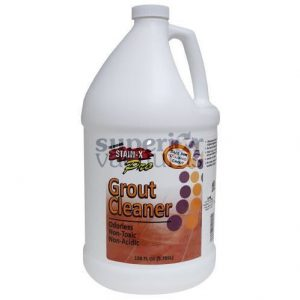 Stain-X Cleaner, 1 Gallon (128 Oz) Stain-X Pro Grout