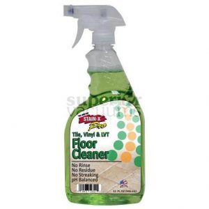 Stain-X Cleaner, 32 Oz Stain-X Pro Tile & Vinyl Floor Spray