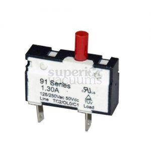 Simplicity Circuit Breaker, Small Power Nozzle