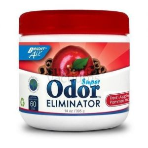 Bright Air Odor Eliminator, 14oz  Bright Apple & Spice