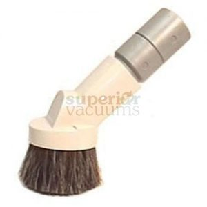 "Fitall Dusting Brush, 1 1/2"" With Adaptor Plastic - Grey"