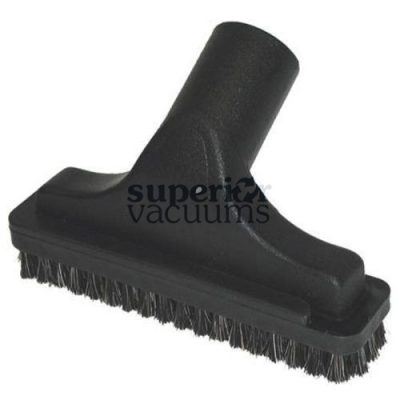 "Fitall Upholstery Tool, 1 1/4"" With Slide On Brush - Black"