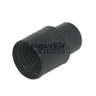 """Fitall Cuff, 1 3/8"""" Hose To 1 1/4"""" Tool Short Nose -Black"""