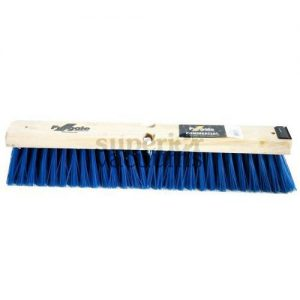Janitorial Supplies Broom Head, Commercial 18""