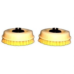 Koblenz Polishing Brushes, 2Pk