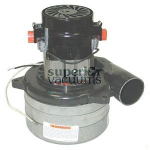 """Lamb Motor  116565-00, 3 Stage With Horn, 5.7"""", 120 Volt"""