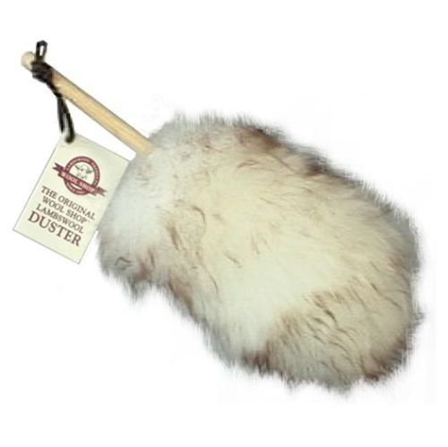 Lambswool Duster, 10""