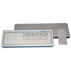 Simplicity Filter, X9 Hepa Plus Charcoal Fits Sy6852