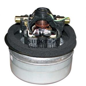 """Motor 2 Stage Bypass 5.7"""", Tangential Discharge 120 Volt Epoxy Painted Fan Case Air Sealed Bearings 8.5 Amps 7"""", High Case Of 4"""