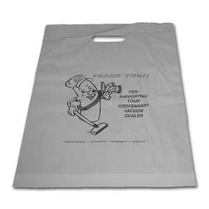 "Carry Bag With Handle 14"" X 18"" 100 Per/C"