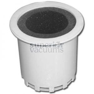 High Frequency Silencer White