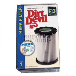 Dirt Devil Hepa Dirt Cup Filter Fits Breeze Jaguar Canister
