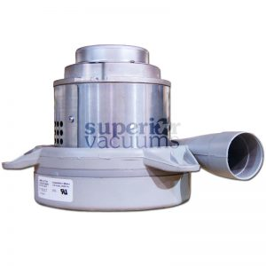 """Motor 2 Stage Bypass 7.2"""", Tangential Discharge 120 Volt 13 Amps Epoxy Air Seal Motor Metal"""