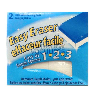 Eraser Duo 2 Pack Cleaning And Water Absorbing Sponge