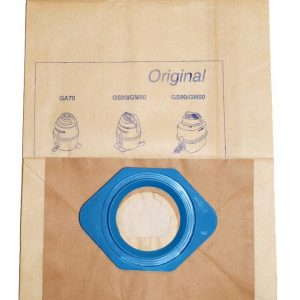 Paper Bag 5 Pack Ga70 Gs80 Gs80I Gs90 Gm80