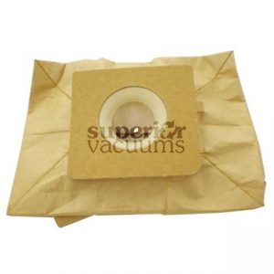 Paper Bag 203-7500 Model 22Q3 7100 Zing Canister Singles