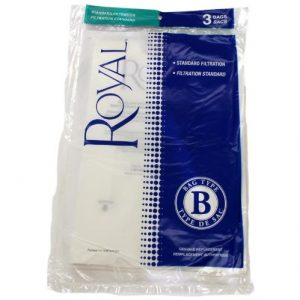 Paper Bag Type B 3 Pack Metal Commercial Upright Model Ry8100 Ry8200 Ry8300 Ry8400 Everlast