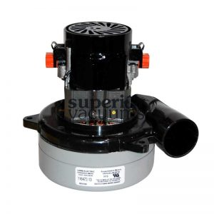 """Motor 2 Stage Bypass 5.7"""", Tangential Discharge 120 Volt Epoxy Painted Fan Case Air Sealed Bearings High Performance 11.7 Amps 7"""", Tall"""