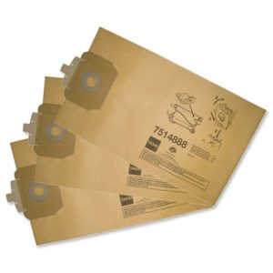 Paper Bag 10 Pack For Vento 15 7514888 Bag Length 20""