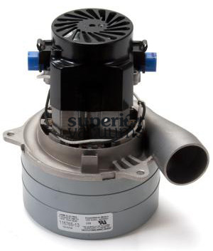 "Motor 3 Stage Bypass 5.7"", Tangential Discharge Air Seal Epoxy Fan High Performance 110 Volt Bearing 13.5 Amps Height 8"","