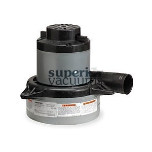 """Motor 2 Stage Bypass 7.2"""", Tangential Discharge Dry 120 Volt High Performance 12.8 Amps"""