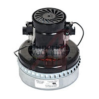 "Motor 3 Stage 24 Volt Bypass 5.7"", Peripheral Discharge Dry 24 Volt Epoxy Painted Fan Case Air Sealed Bearings 26 Amps"