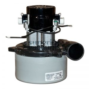 """Motor 3 Stage 24 Volt Bypass 5.7"""", Tangential Discharge Epoxy Painted Fan Case Air Sealed Bearings 21.5 Amps 550 Watts"""