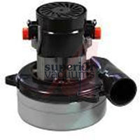 "Motor 2 Stage Bypass 5.7"", Tangential Discharge Dry 120 Volt Epoxy Painted Fan Case 10.2 Amps"