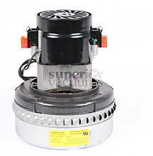 "Motor 2 Stage Bypass 5.7"", Peripheral Discharge Dry 120 Volt Epoxy Painted Fan Case Air Sealed Bearings High Performance 11.7 Amps 7"", Tall"
