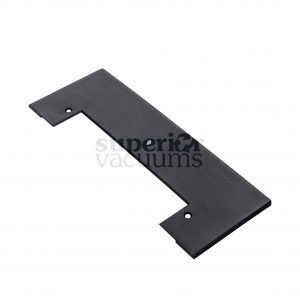 Trim Plate For Vacpan Black