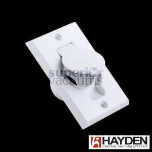 Valve Toilet Seat Door White Hayden Flat Surface Cover