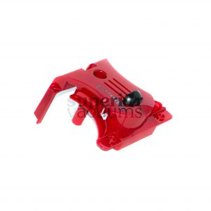 Panel Control Cover 6013 Red Canister