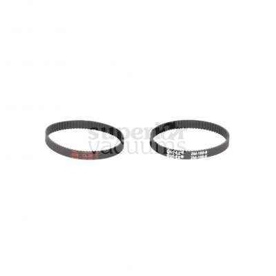 "Pro Geared Belt 2 Pack For Power Team Canister Cpc-P 1/4"" X 3 1/4"""