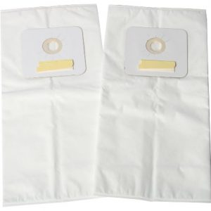"Hepa Bag 55310A Germastat Large 2 Pack 10.25"" X 22.5"""