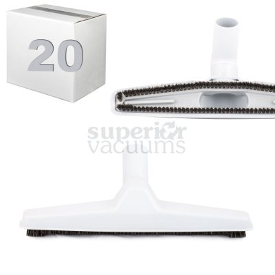 "Brush 12"" Wide Grey Case Of 20"