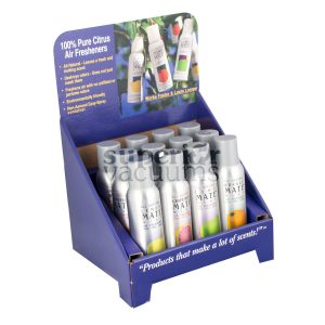 Mate Mist Counter Display 12 Bottle Display Mixed Scents 3.5Oz Size Bottles