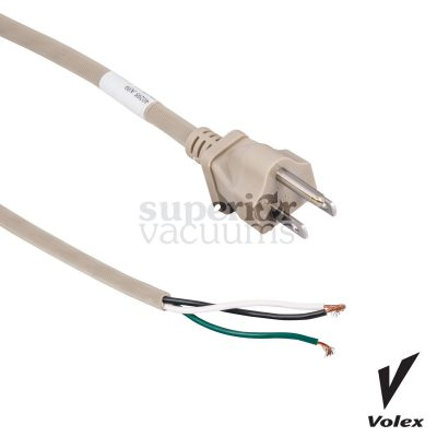 Cord 50' Beige 18 Guage 3 Wire Male End Only