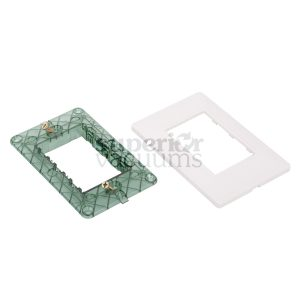 Control Display Plate And Frame For Tubo Tx And Tc Models By Aertecnica