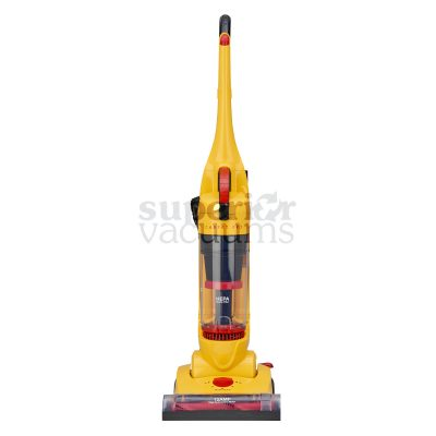 Pro Bagless Upright Vacuum 12 Amp Hepa Filter On Board Tools 5 Position Height Adjustment 30' Cord 1 Year Warranty Hand Turbo Brush