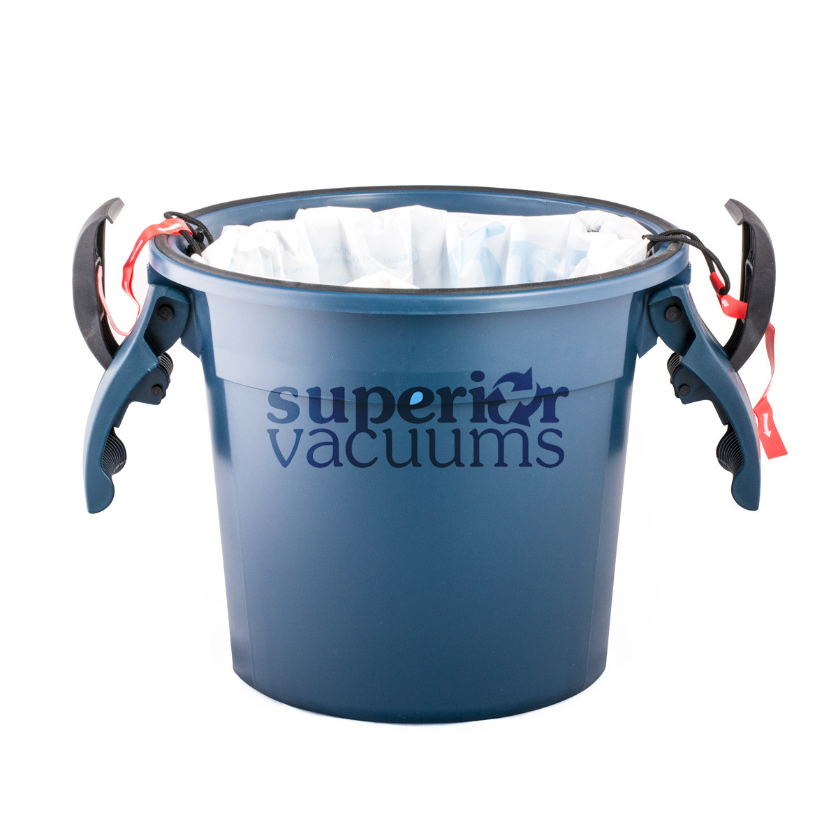 Bucket For Tubo Model Tx1A Tx2A Complete With Clamps And Seal