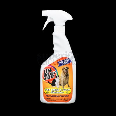 Pet Urine And Odor Eliminator 32 Ounce Spray 946Ml Enzyme Active