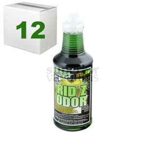 Rid Z Odor Deodorizer Apple-Icious 32 Ounce Case Of 12