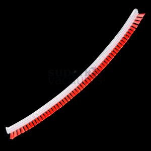 "Agitator Brush Strip Red Bristle Hard For Powerbrush 13"" 350E Et350 Electron Pw500 350"