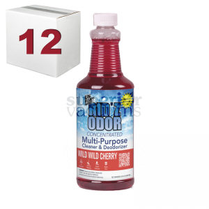 Rid Z Odor Deodorizer Wild Cherry 32 Ounce Case Of 12