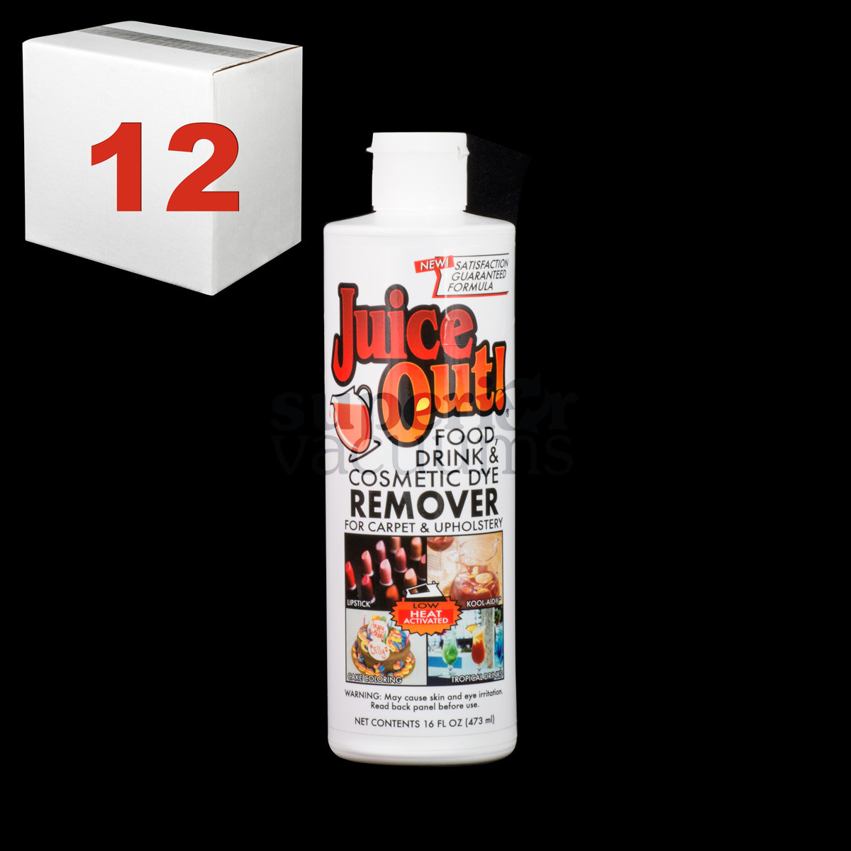 Out Food Color Stain Remover 16 Ounce Case Of 12