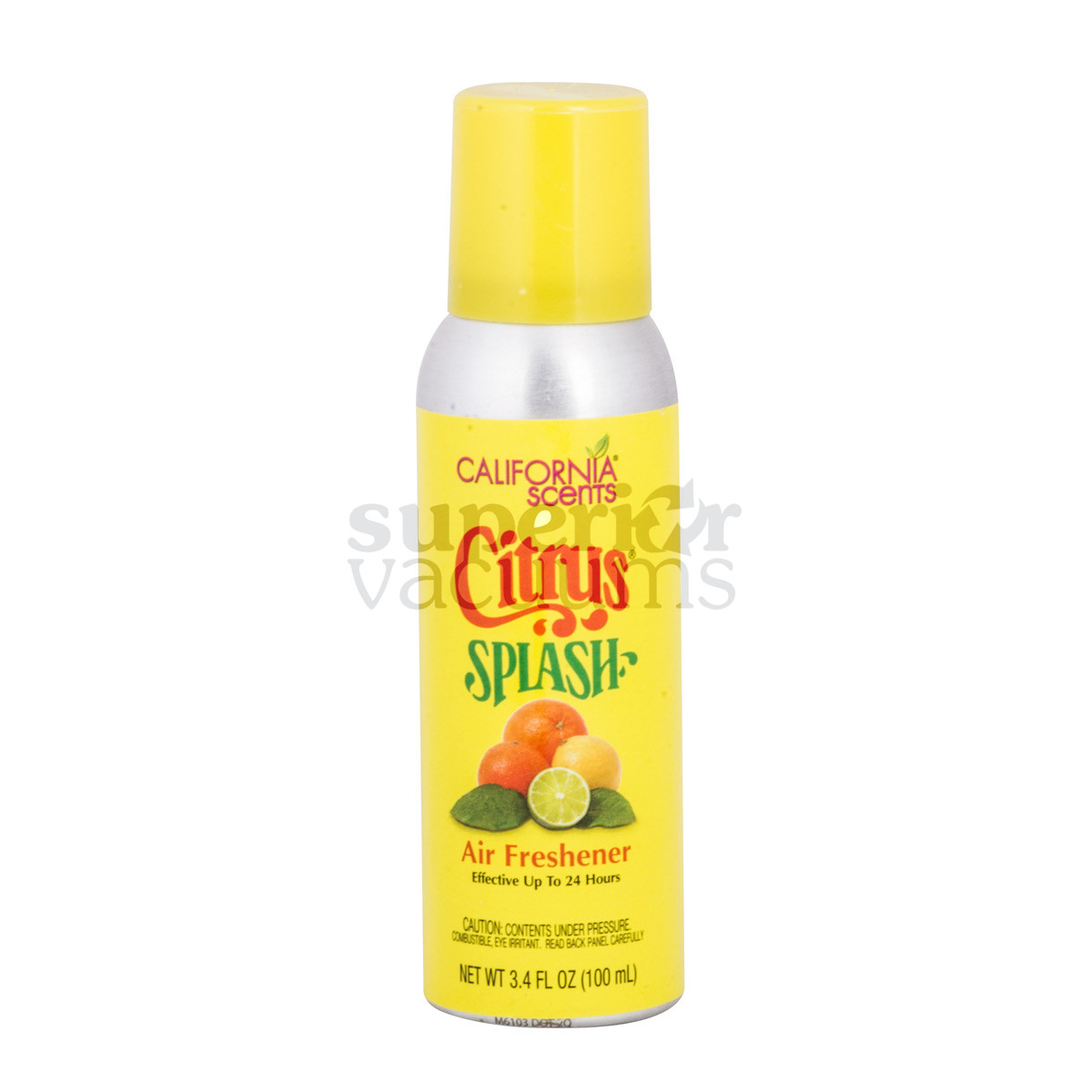 Scents Citrus Splash 4 Oz